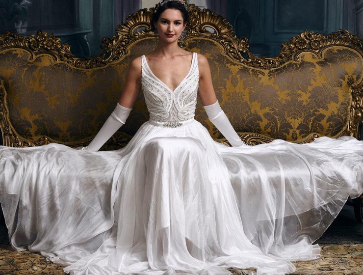 Grace gown by Eliza Jane Howell
