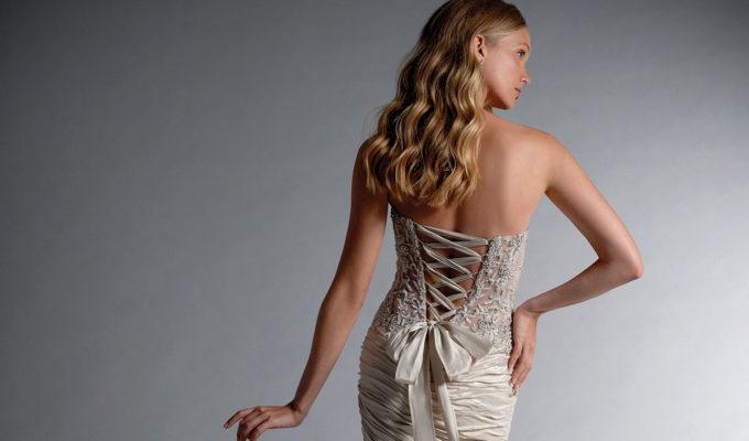 Donatella gown by Ian Stuart Bride