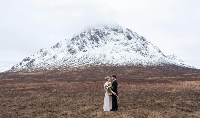 couple at mountain