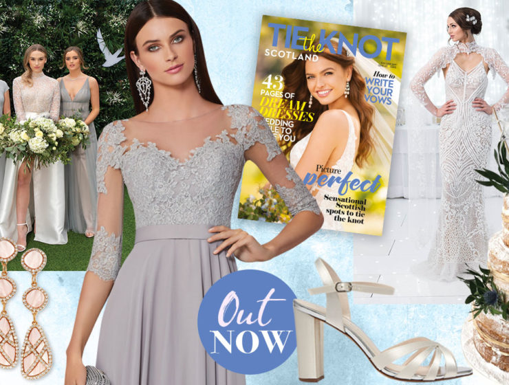 Tie the Knot Scotland issue 63 montage