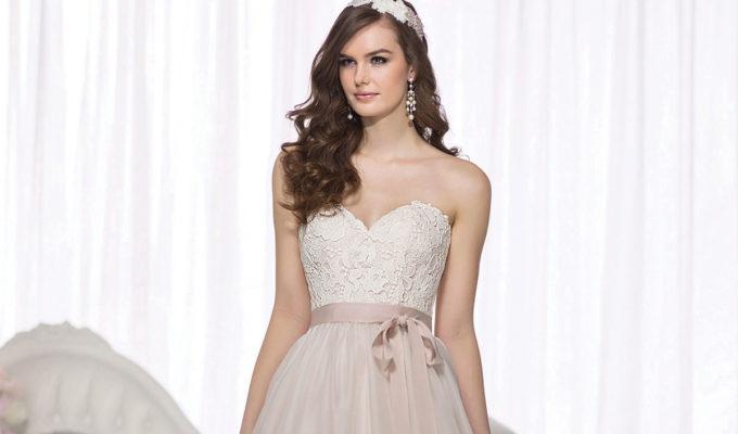 Essense of Australia gown
