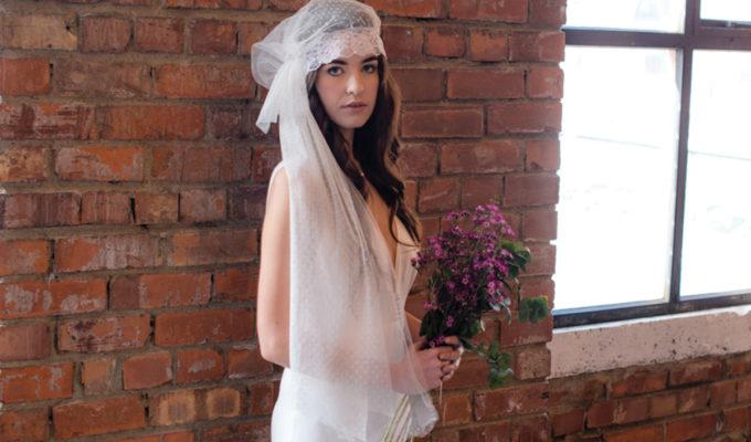 Martha-Juliet-cap-veil,-from-£310,-Precious-Veils-